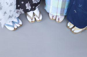草履,下駄,鼻緒,すげ替え,夏物,女子,浴衣,DIY,着物,浦安,南行徳